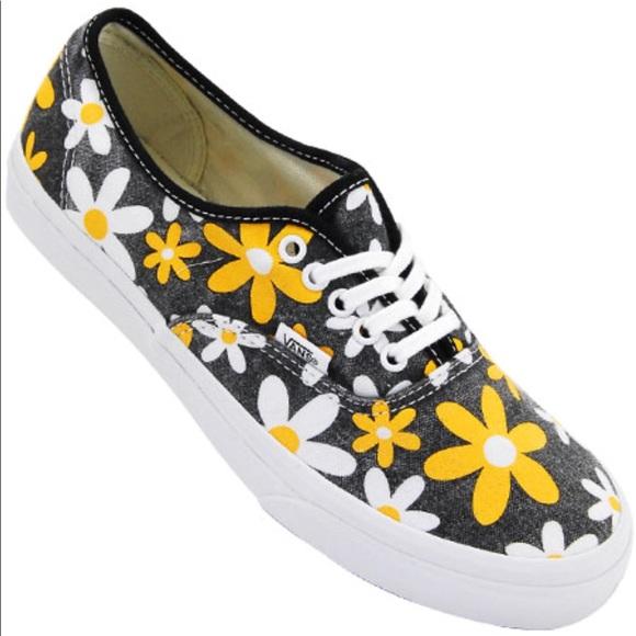 vans daisy